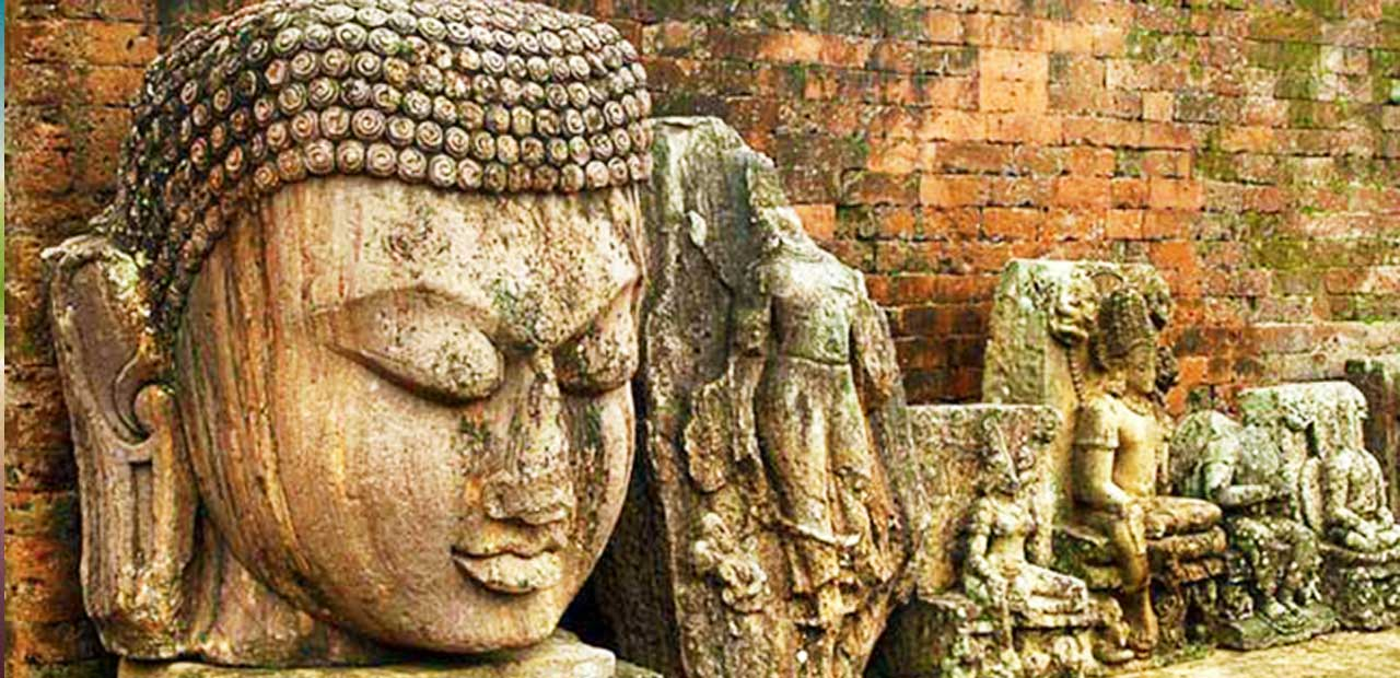 Statue relative à Ashoka