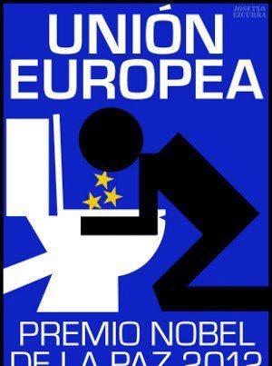 Union Européenne Prix Nobel 2012