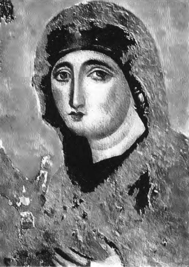St Luc peignant la Vierge Icone-vierge